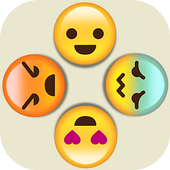 Emoji Circle Wheels : Go Shrug Smiley Icon Spinner 1.0.1