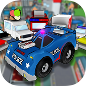 Police Car Driver - Parking 3D 1.03