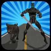 Multi Panther Hero VS Super Villains 1.2