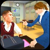 Good Teacher vs High School Gangster 1.2