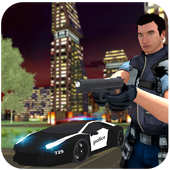 US Police City Crime Chase Simulation 1.4