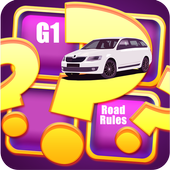 G1 Road Rules Quiz Game (Canada) 1.0.1