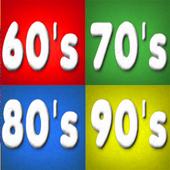 60s 70s 80s 90s 00s Music hits Retro Radios 6.2