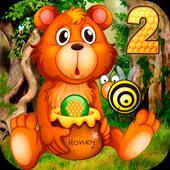 Honey Balls 2 - Sweets for a bear cub 33.0