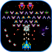 Space Invaders :Classic Galaga