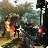 Modern sniper Elite Marine 1.0.4