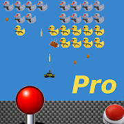 Space Rubber Duck Invaders progalaticdroidsArcade