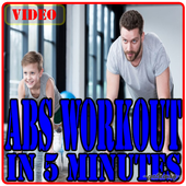 Abs Workout in 5 Minutes 8.9