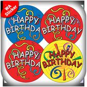 Birthday Sticker App - WASticker Pack 2019 1.0