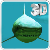 Tiger Sharks 3D Live Wallpaper 1.3