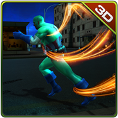 Captain Superhero City Chase – Incredible Hero Sim 1.0