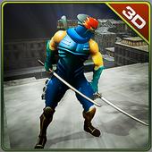 Superhero Ninja Warrior : Assassin Survival Battle 1.0