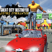 Great City Destroyer Simulator 1.6