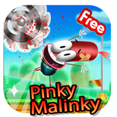 Game Pinky Malinky:super Pinky adventure 1.1