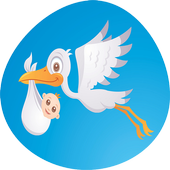 Stork And Baby 1.0