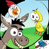 PIU the impish,Animals Games'