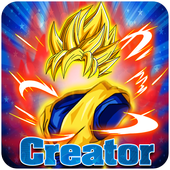 Create Dragon Z Saiyan Warrior 1.11
