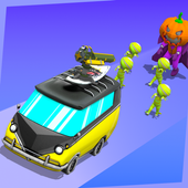 Epic Car Zombie Hunter 1.5