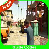 Guide GTA Cheats Code gta 2016 1.1