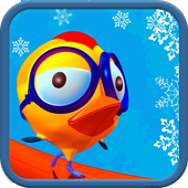 Snow Birdy Fly - Free Game