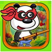 Ninja Panda Run 1.0