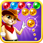 Rescue baby Cat: Bubble Pop 2.2