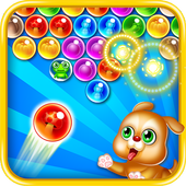 Puppy Pop: Bubble shooter 1.1