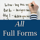 All Full Forms of Short Words 1.0