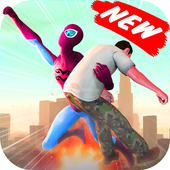 City Spider Ninja Warrior Hero 1.0