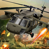 Gunship Air Attack : Battle 3D 1.5