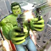 Incredible Monster Flying Hero-City Battle 1.0