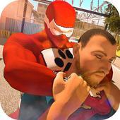 Spider Hero Combat City Battle: Best Crime Fighter 1.0