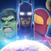 Superhero Justice City: Grand League Strike 2.0