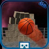 Basketball Shoot VR - Free 1.0