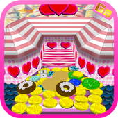 Coin Pusher Vegas Candy Castle 1.1