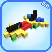 Pixel Hovercraft Race Takedown 1.1