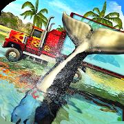 Blue Sea Whale Transport Truck Simulator 1.0