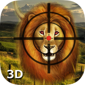 Lion Sniper Hunter 3D 1.0