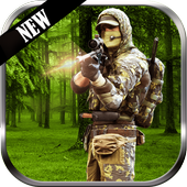 Army commando Sniper Shooter