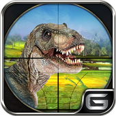 Dino Hunting Sniper Shooter: Safari Hunter 3D 1.2