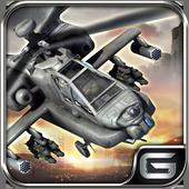 Army Helicopter Air Crash : Gunship Battle 3D 2017 1.0