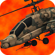 Helicopter vs Tank. Air attack 3d 1.0