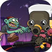 Zombie Outbreak : Front line attack
