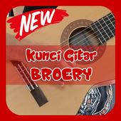 Kunci Gitar Broery 1.1