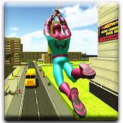Spider rope man: superhero 1.1