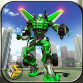 Airplane Robot Hero - City War Survival 1.1