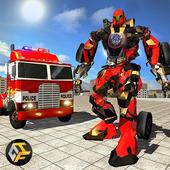 Police Robot Truck : Real Robot Transforming Game 1.2