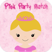Pink Party Match Game 1.0