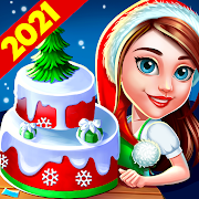 Christmas Cooking : Crazy Food Fever Cooking Games 1.4.67