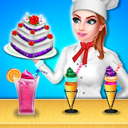 Donut Cooking Games - Dessert Shop 1.0.1